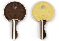 Topisima aplicación para tus llaves.  Olvídate de la típica llame fome, abre todas tus puertas con estilo. $4990