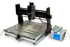 *NEW* BigFoot Desktop CNC Machine, Turnkey System | MyDIYCNC - Home of the DIY Desktop CNC Machine