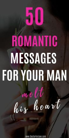 ♥♥♥ Visit the link to make your man crazy about you. Beautiful romantic messages that will melt your husband's heart. Show your loved one you loved him and make him feel special today. Romantic message for husband/ Romantic messages for spouse… Romantic Messages For Husband, Love Message For Boyfriend, Love Message For Him, Messages For Her, Romantic Texts For Him, Appreciation Message For Boyfriend, Love Notes For Husband, Sweet Text Messages, Your Message