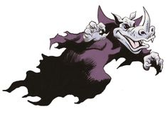 Rhinosferatu, villain World Wildlife Federation, Batman, Superhero, Animals, Fictional Characters, Art, Art Background, Animales, Animaux