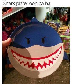 Welcome brother Shark Plate Disney Love, Disney Magic, Disney Stuff, Disney And Dreamworks, Disney Pixar, Disney Nerd, Funny Pins, Funny Stuff, Random Stuff