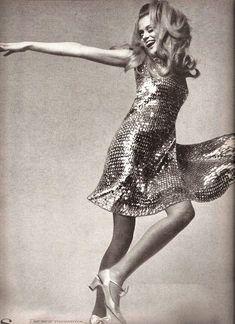Vogue 1966 - Lauren Hutton