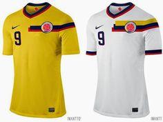 Camiseta Selección Colombia Nike | Noticias Millos
