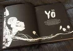 "Book ""Yö"" (The Night) - illustrated by Satu Kontinen"