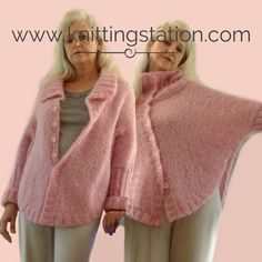 Knitting Pattern Product Page, Cardigans, Sweaters, Knitting Patterns, Fashion, Knitting Stitches, Knit Patterns, Fashion Styles, Sweater