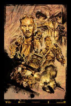 Mad Max: Fury Road by Kaz Oomori