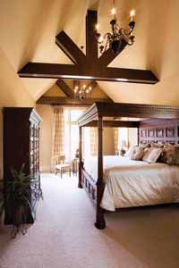 I love these beams!