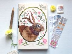 Cyprian artist Lily Moon handcrafts stationery for adventurers and dreamers alike.