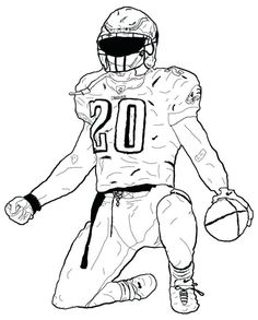 Football Player Coloring Pages . 30 Beautiful Football Player Coloring Pages . Free Football Players Coloring Pages Coloring Home Football Coloring Pages, Sports Coloring Pages, Coloring Pages For Girls, Coloring Pages To Print, Free Printable Coloring Pages, Coloring Book Pages, Coloring Sheets, Kids Coloring, American Football Players