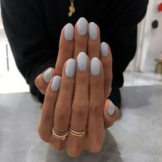 Cute Nails, Pretty Nails, Cute Shellac Nails, Shellac Nail Colors, Cute Nail Colors, Color Nails, Nails Inc, 3d Nails, Nagellack Trends