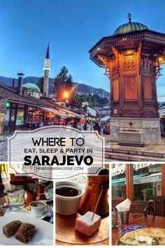 The best places to eat, relax and party in Sarajevo  http://www.thebosnianaussie.com/blog/where-to-eat-relax-party-in-sarajevo/  #sarajevo #bosniaandherzegovina