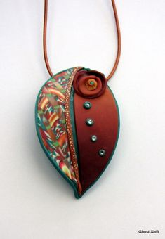 Beautiful creations by Ghost Shift, polymer clay.