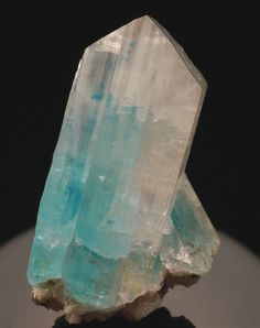 Euclase - Equador, Borborema mineral province, Rio Grande do Norte, Brazil