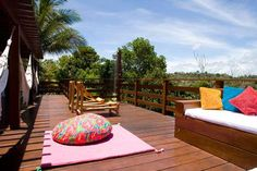 Hip Rainforest Retreats - Casa do Dean in Brazil is an Idyllic Jungle Paradise (GALLERY) Top Hotels, Best Hotels, Mansion Rooms, Vacation Home Rentals, House Rentals, Boutique Homes, Blog Deco, Outdoor Furniture Sets, Outdoor Decor