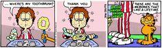 Garfield & Friends | The Daily Garfield Comic Strip