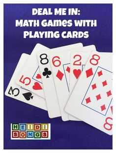 Deal Me In: Math Games with Playing Cards