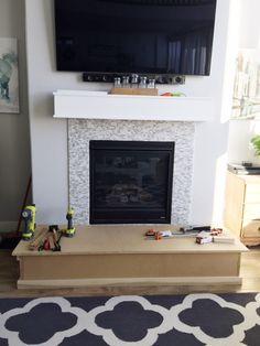 Fireplace Mantel Mak