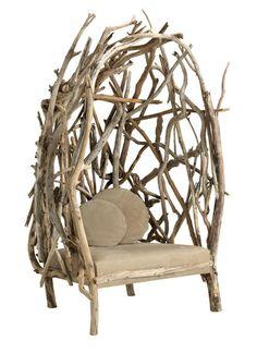 1000 id es sur meubles en bois flott sur pinterest for Meuble en bois flotte