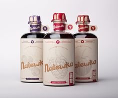 Nalewka on Packaging of the World - Creative Package Design Gallery