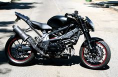 Cafe Racers Bike Yamaha R6 Streetfighter Conversion