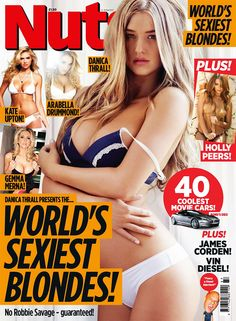 Nuts 13 September 2013 (UK) English | 84 pages | PDF | 107.83 MB
