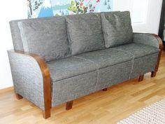 Pormestarin sohva - Mayor's couch