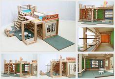 WoodyMac.com - constructable dollhouse