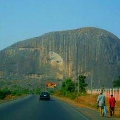 Zuma Rock, Nigeria