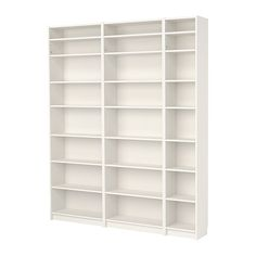 BILLY Bookcase with height extension unit   - IKEA