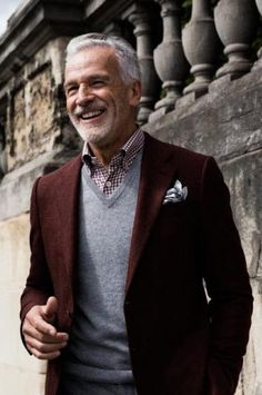 Masters Jean Marie, Men With Grey Hair, Worlds Of Fun, Mannequins, Male Models, Suit Jacket, Handsome, Mens Fashion, Masters