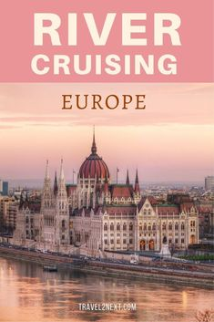 A European river cruise is definitely one of the most comfortable ways to see difficult-to-reach destinations, especially so in Eastern Europe. River Cruises In Europe, European River Cruises, Cruise Europe, Cruise Travel, Europe Travel Tips, Travel Guides, Europe Europe, Eastern Europe, Isla Margarita