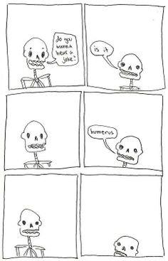 horror pun