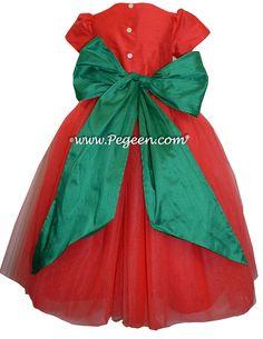284 Best Red Flower Girl Dresses Images Red Flower Girl