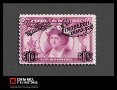 Con la histórica visita de Charles Lindbergh a nuestro país, la aviación volvió a inspirar a los responsables de la emisión de sellos postales. No obstante, la estampilla que se difundió no tenía la imagen de este famoso aviador o de su avión, el Espíritu de San Luis. Exhibía más bien un retrato de Cristobal Colón, sólo que sobre ella, a manera de resello, se le imprimió el nombre de Lindbergh. 1928.