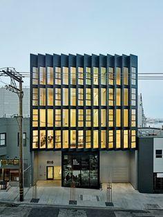 616 20th Street, San Francisco, by Stanley Saitowitz / Natoma Architects