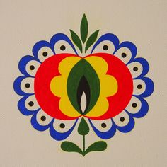 Lidové motivy Scandinavian Quilts, Goddess Art, Moon Goddess, Goodbye Gifts, Polish Folk Art, Indian Art Paintings, Mexican Designs, Principles Of Art, Stencil Patterns