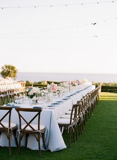 Timeless Laguna Beach Wedding - MODwedding
