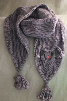 1000+ images about Knits - Owl Stuff on Pinterest ...