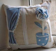 Precioso cojin para cualquier sitio de tu sofa.