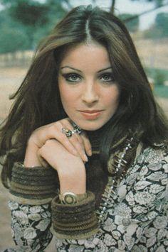 Amparo Muñoz, la chica más guapa del mundo.