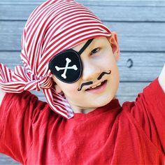 FREE ITH Pirate Patch - Planet Applique Inc