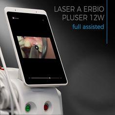 Laserul Pluser Er:YAG Doctor Smile are un ghid video integrat ce oferă acces rapid la numeroase tratamente presetate și clipuri video clinice cu proceduri de tratament.