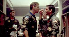 Maverick.....Ice Man.....Goose ...Top Gun