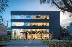 Recently Building G of the Amsterdam temporary courthouse was completed and taken into use.