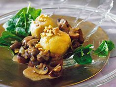 Vegetarisches Menü: Festlich, fein und fleischlos