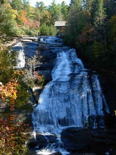 Beautiful waterfalls. Trails are wide and easy to walk. Dogs and children friendly!