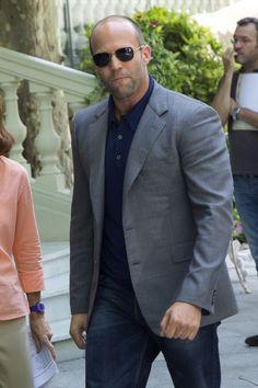 "Jason Statham Photos - ""The Expendables 2"" Premiere in Madrid - Zimbio"