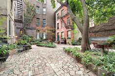 Wee West Village Apartment Hidden From Street Asks $625K - The Six Digit Club - Curbed NY