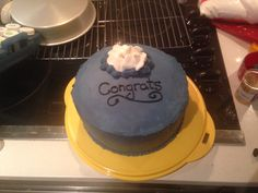It's a boy! Cakes, Desserts, Food, Tailgate Desserts, Deserts, Mudpie, Cake, Meals, Pastries