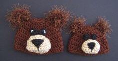Baby Bear Hat By bagleybiker - Free Crochet Pattern - (knitprocro)